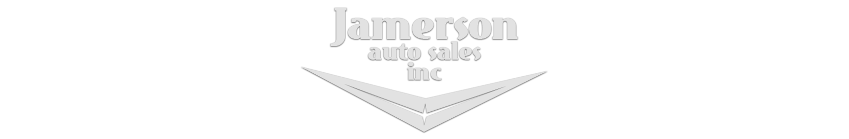 JAMERSON AUTO SALES INC.