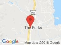 Map of WARRANTY MOTORS at 2350 A NORTH. STATE STREET, Ukiah, CA 95482