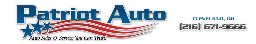 PATRIOT AUTO SALES -RELIABLE CARS, HONEST SALESMEN!