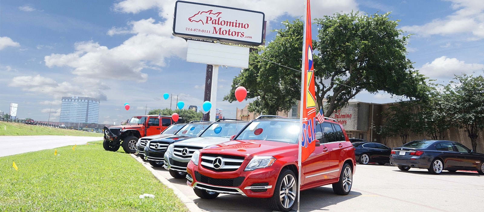 Used Luxury Cars Dallas TX | Used Cars Dallas TX | Palomino Motors