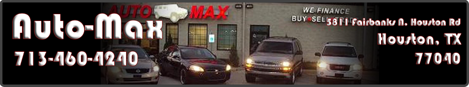 Buy Here Pay Here Houston >> Buy Here Pay Here Car Dealer In Houston Tx In House Financing