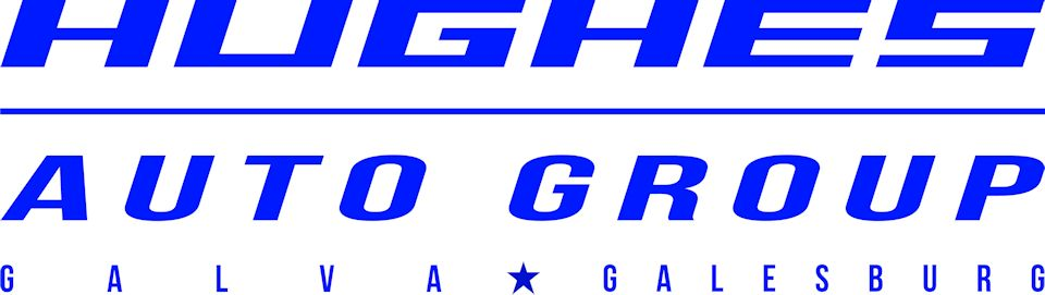 Hughes Auto Group Logo Click to Enter