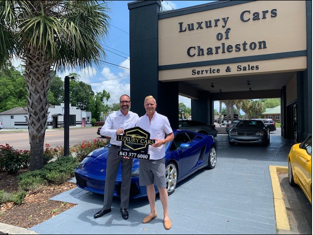Luxury Cars Of Charleston >> Luxury Cars Of Charleston Meet Our Staff