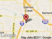Map of Pat Moore Quality Cars at 10909 NE Hwy 99, Vancouver, WA 98686