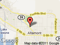 Map of Shasta View Motors DA1300 at 3810 Shasta Way, Klamath Falls, OR 97603