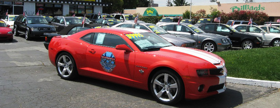 Used Car Dealerships Santa Cruz CA | Auto Trade Center