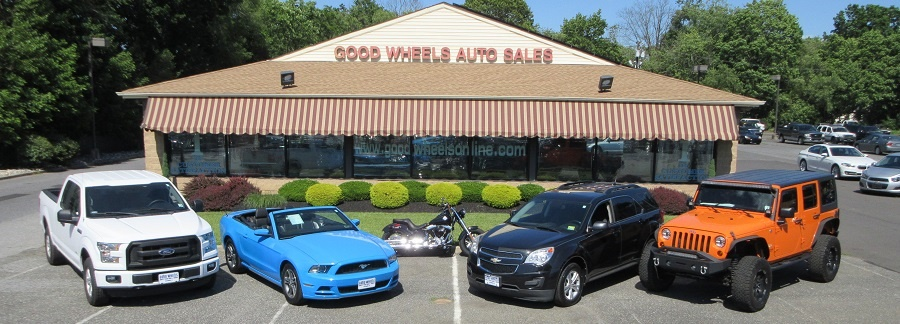 Used Car Dealerships Glassboro NJ | Good Wheels