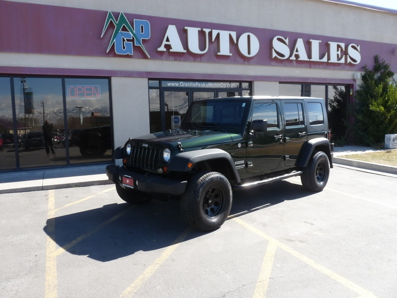 Used Cars Utah | Used Cars For Sale Near Me | Granite Peaks Motor Co.