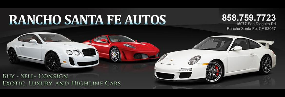 Luxury & Exotic Cars For Sale San Diego County CA | Used