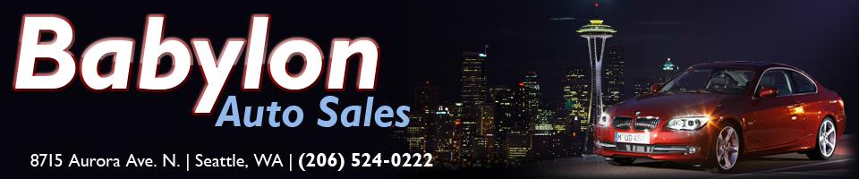 Babylon Auto Sale, Inc.