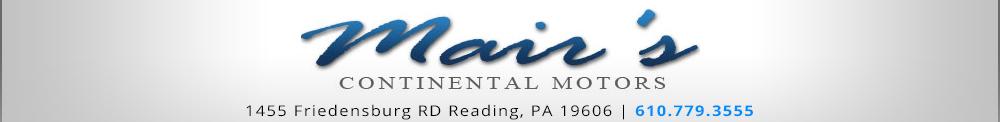 Mair's Continental Motors