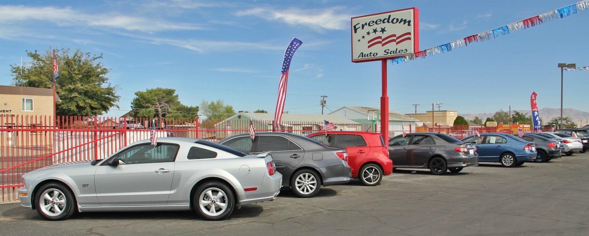 freedom auto sales kingman az used car dealership. Black Bedroom Furniture Sets. Home Design Ideas