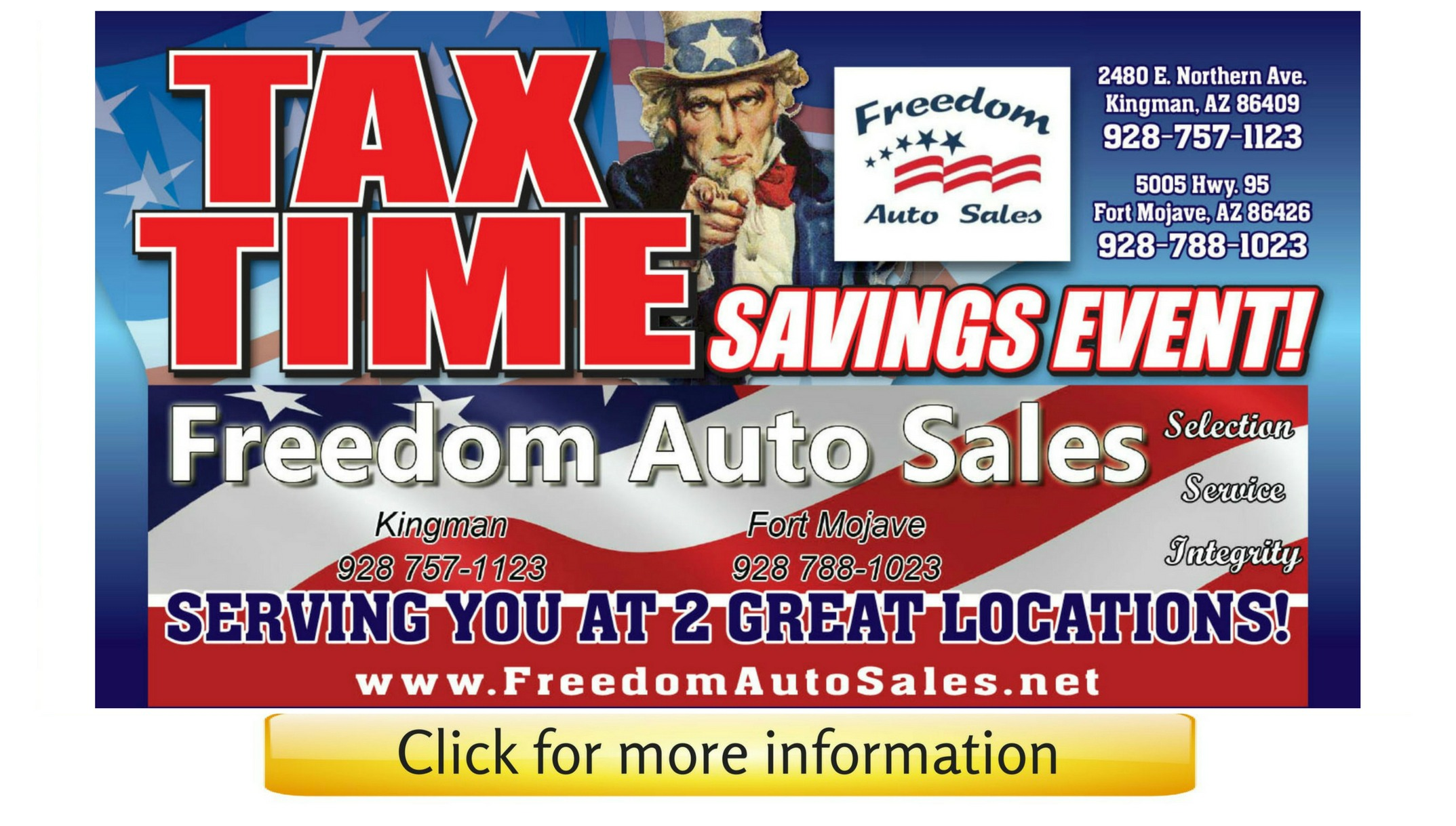 Freedom-Auto-Sales-Tax-Time-Sale-Used-Cars-Trucks-SUV
