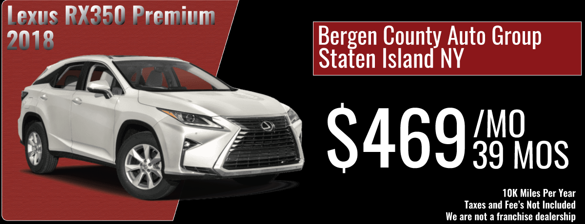Get This Lexus Lease Now!