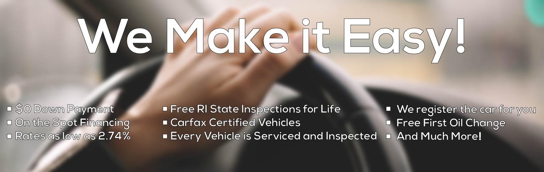 Car Dealerships In Warwick Rhode Island