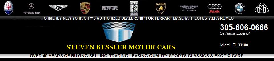 Steven Kessler Motor Cars