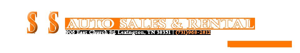 S & S Auto Sales & Rental