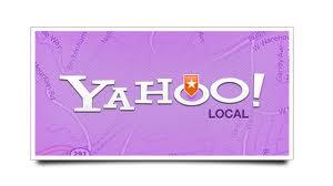 Logo: Yahoo Local