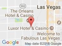 Map of Las Vegas Motorcars at 4200 W. Russell Rd., Las Vegas, NV 89118