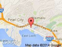 Map of Cars 4 Less Hawaii at 402 Kamehameha Hwy, Pearl City, HI 96782