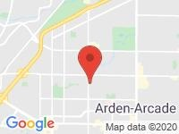 Map of Kareem Auto sale.Inc at 2330 Fulton Ave Suite# A, Sacramento, CA 95825