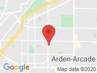 Map of Kareem Auto sale.Inc at 2330 Fulton Ave Suite# A, Sacramento, CA 95825