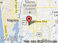 Map of Viking Automotive Inc at 2435 Tamiami Trail E, Naples, FL 34112