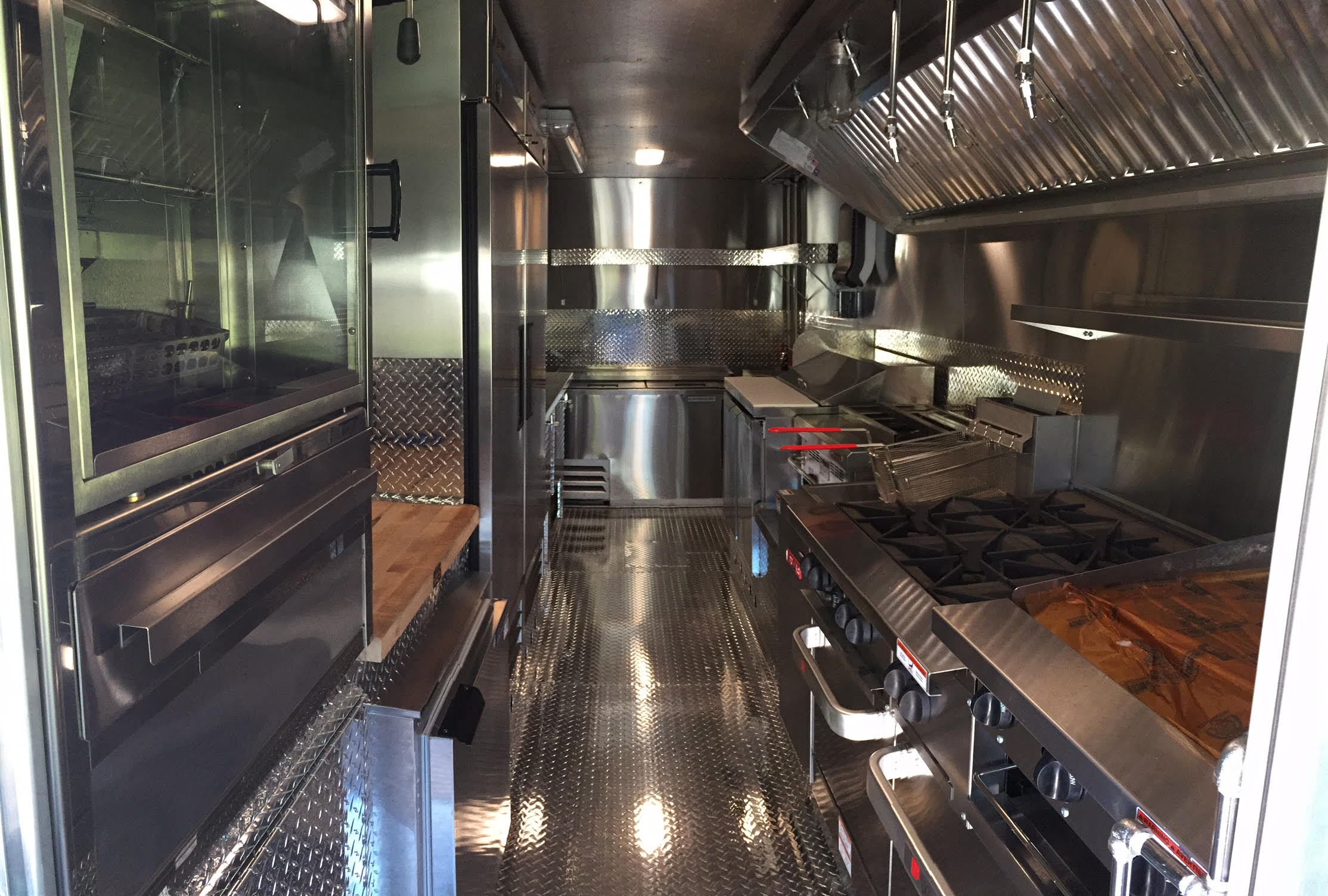 Buy A Used Food Truck For Sale