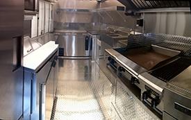 Food Trucks-A look Inside
