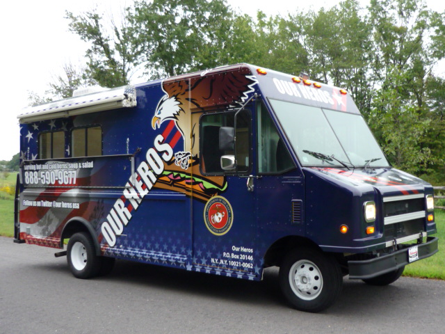 used food truck for sale new food trucks for sale nationwide auto group. Black Bedroom Furniture Sets. Home Design Ideas