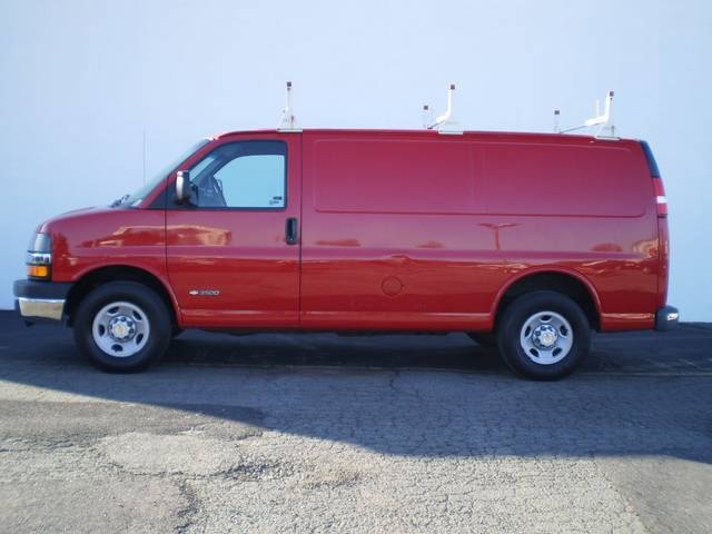 red used vans for sale