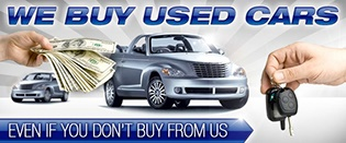 We Buy Used Cars Even If You Don''''''''t Buy From Us