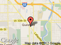 Map of Curtis Auto Sales at 2619 Lafayette Road, Indianapolis, IN 46222