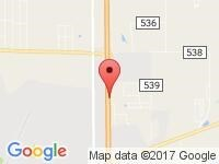 Map of Shelby Elliott's Used Trucks Inc at 475 Western Ave., Sikeston, MO 63801