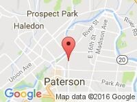Map of Pioneer Auto USA at 90-92 Straight St, Paterson, NJ 07501