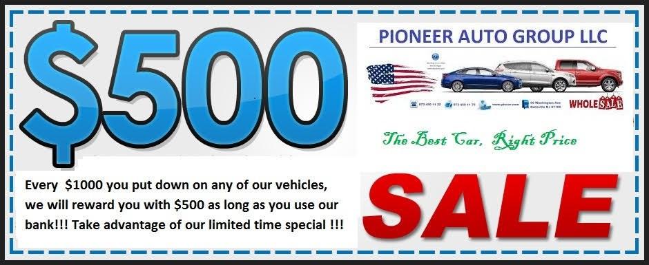 Pioneer Auto Sales >> Pioneer Auto Usa