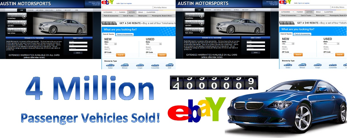 AMS: THE BEST CARS OVER THE NET | eBay Guide