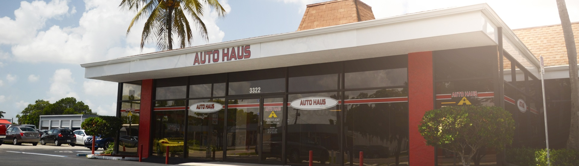 auto haus of fort myers header