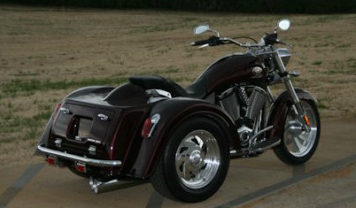 Trike Conversion Kits Texas | Harley Davidson Trike Conversion
