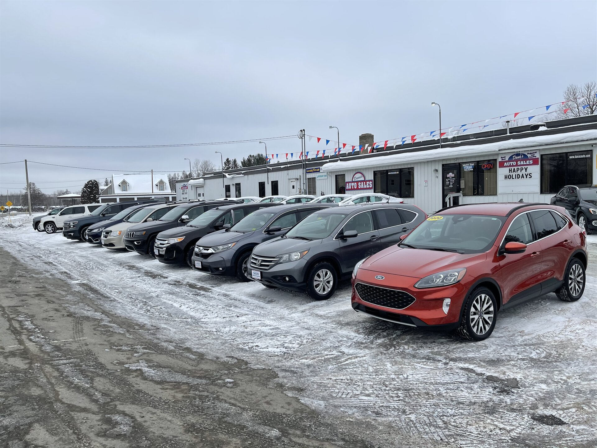 Dana's Auto Sales in Presque Isle, Maine - Quality Pre-Owned Cars