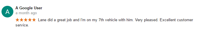 Google+ Review for Luxury and Imports