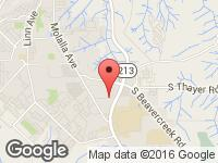 Map of Adventure Trading RV at 14190 Fir St, Oregon City, OR 97045