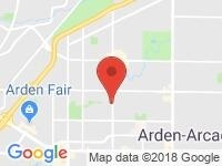Map of Zoom Motors at 2305 Fulton Ave., Sacramento, CA 95825