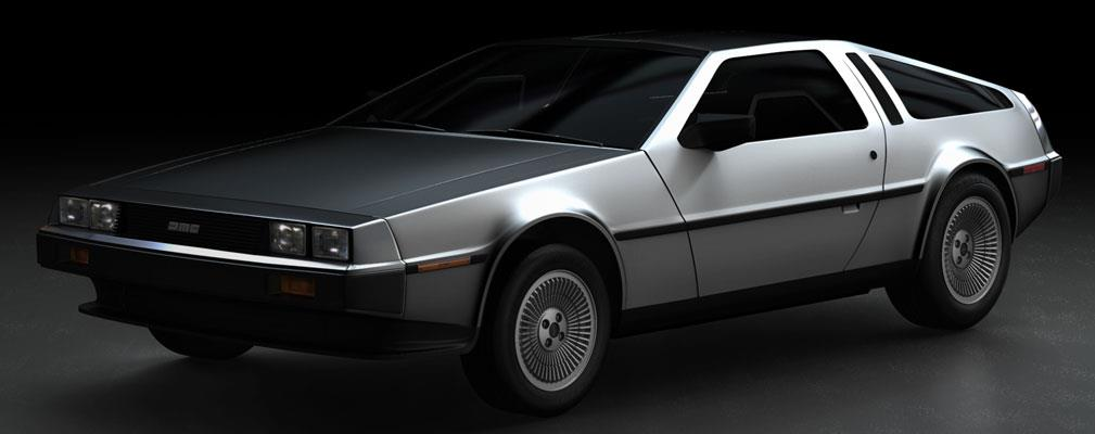 DeLorean for Sale
