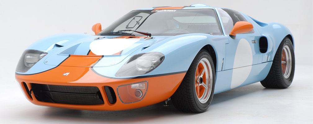 Superformance GT40 for Sale | Gulf Coast Motorworks