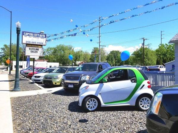 Capital City Auto >> Used Car Dealership Boise About Us Capital City Auto