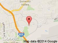 Map of National Motors at 5820 Miramar Road, San Diego, CA 92121-2556