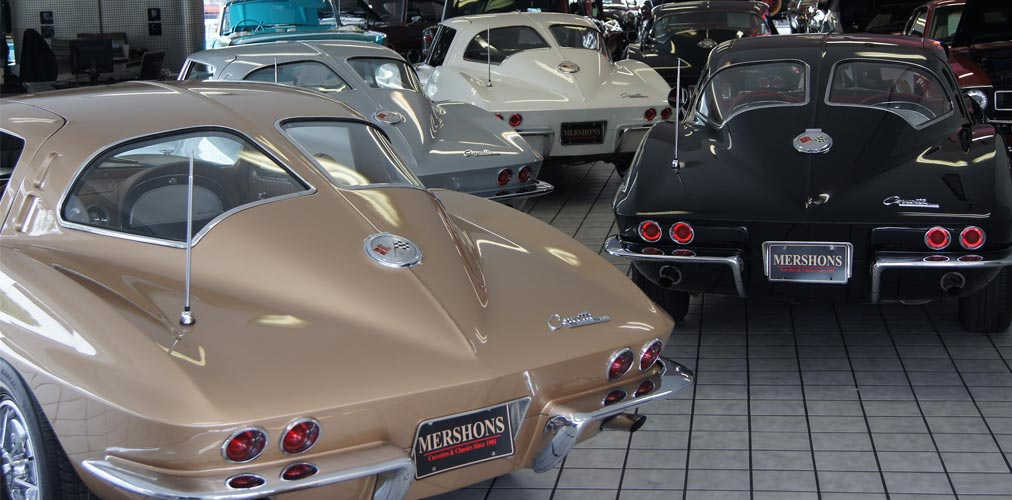 Classic Corvette | Classic Cars | Collector Cars For Sale | Mershon\'s