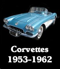 1963 To 1967 Corvettes For sale | Mershon's World Of Cars