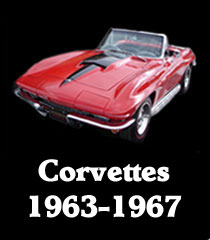 1963 Corvette - 1967 Corvette
